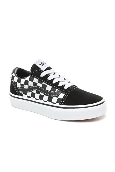 Vans YT WARD Siyah Kadın Sneaker Ayakkabı 100445029