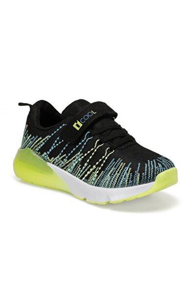 I COOL SOLE Neon Sarı Erkek Çocuk Yürüyüş Ayakkabısı 100516433