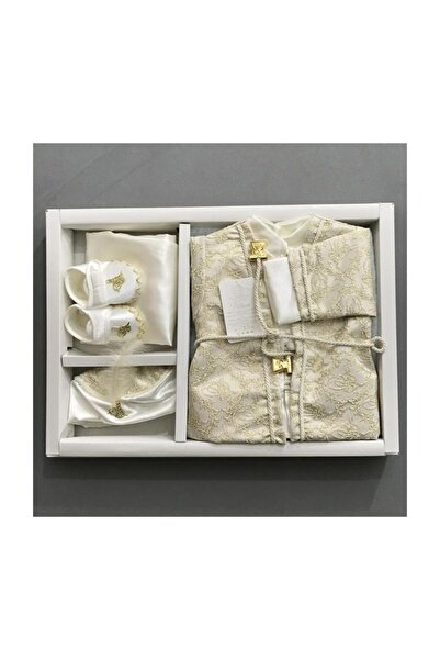 Petite Ponpon Baby Erkek Çocuk Mevlütlük Şehzade Mevlüt Kıyafeti Erkek Çocuk Hediye