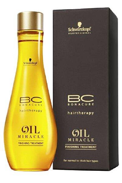 Bonacure Argan Özlü Mucize Yağ - Oil Miracle Finishing Treatment 100 ml 4045787311228