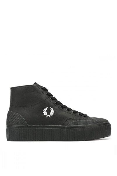 Fred Perry Kadın Siyah Sneaker 183FRPKAYB4330_F102