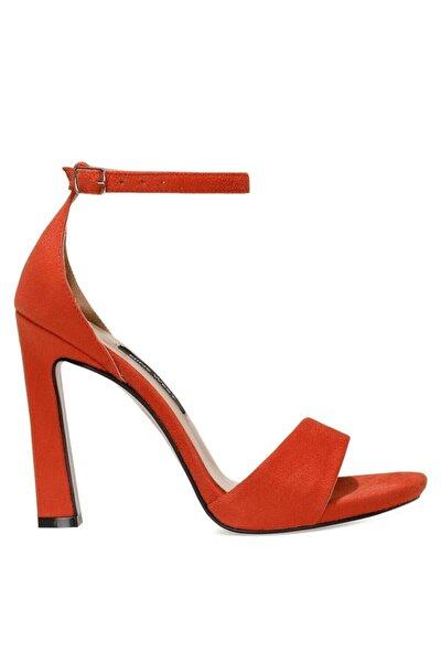 Nine West Celınse 1fx Turuncu Kadın Gova Ayakkabı
