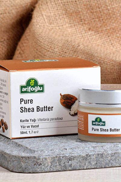 Arifoğlu Shea Butter Oil Karite Yağı 50ml