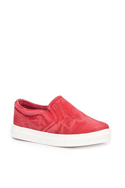 lumberjack MIAMI Kırmızı Kadın Sneaker 100235836