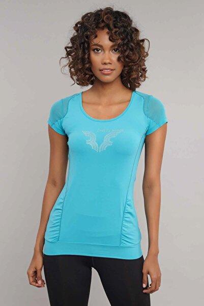 bilcee Kadın T-Shirt AS-5071