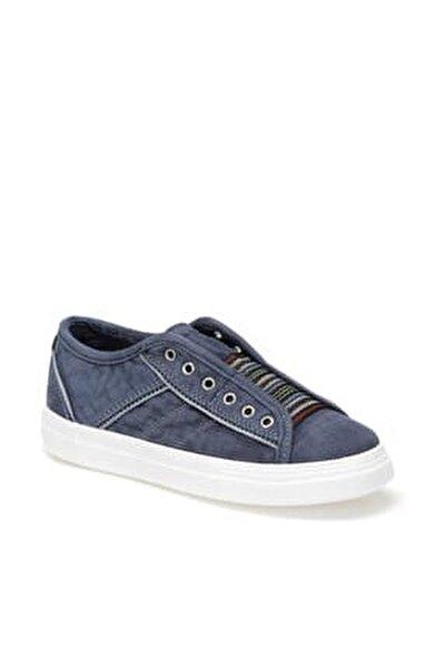 19S-502 Lacivert Kadın Ayakkabı 100406989
