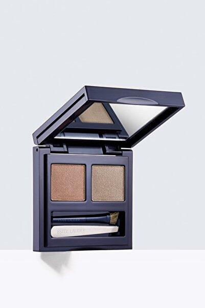 Estee Lauder Brow Now Kaş Far Paleti Mini Cımbız ve Aplikatörlü Kit Açık Kumral 887167206762