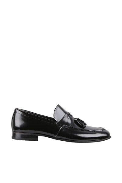 Elegante Erkek Italy Klasik Ayakkabı 113-SİYAH-AÇMA