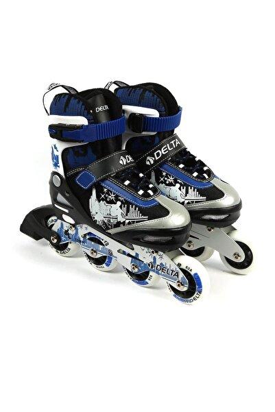 Delta 0151 Inline Skate Silikon Teker Alüminyum Paten