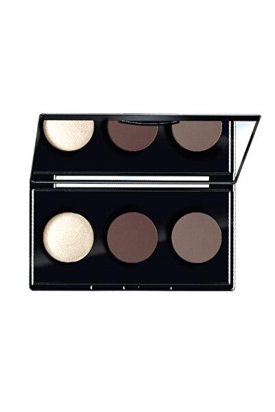 Farmasi Göz Farı Paleti - Eyeshadow Palette 02 Warm Nudes 6 gr 8690131771935