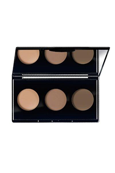 Farmasi Kaş Şekillendirici Palet - Cool Browns 6 gr 8690131772369