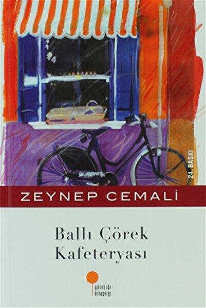 Günışığı Kitaplığı Ballı Çörek Kafeteryası Zeynep Cemali