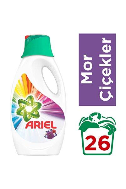Ariel Çamaşır Deterjanı Sıvı Mor Çiçekler 1,69 lt 26 Yıkama