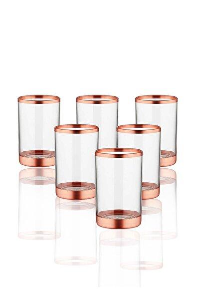 Sigma Glass 56106 Glory Bakır Kahve Yanı Bardağı