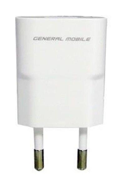 General Mobile DİSCOVERY ŞARJ ADAPTÖR 1A M100371