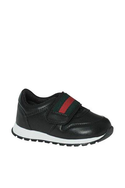 Bobbi-Shoes Deichmann Çocuk Siyah Sneaker