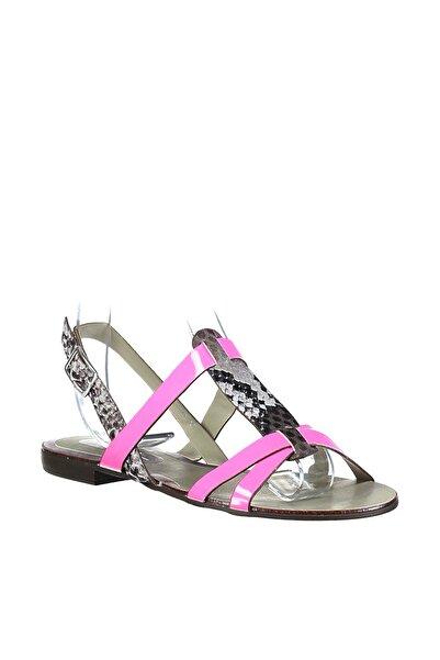 İnci Fuşya Kadın Sandalet 120117101719