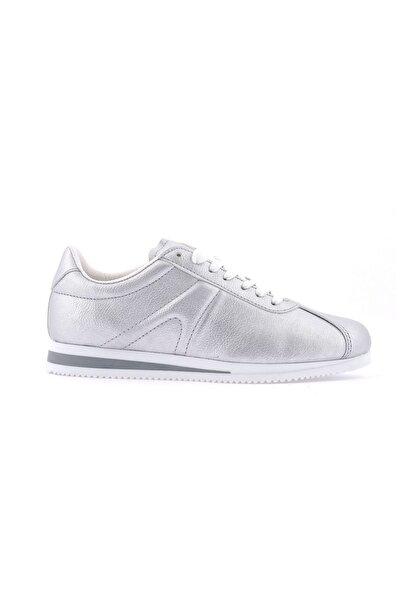 LETOON Gümüş Kadın Spor Ayakkabı - 6234(Tenis) Zenne  - 001Z 6234