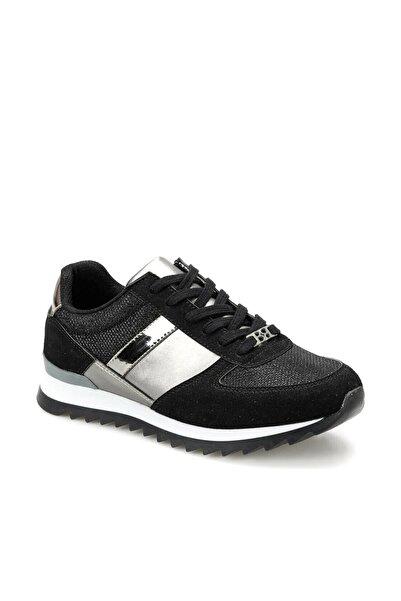 Butigo S1960-19IY Siyah Kadın Spor Ayakkabı 100352238