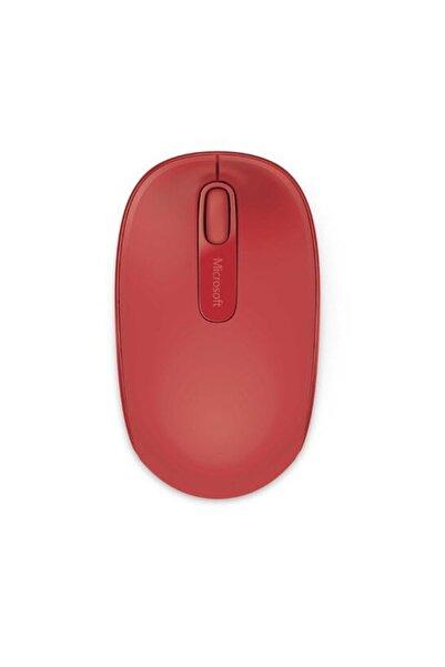 MICROSOFT Microsoft Mobile 1850 Kablosuz Kırmızı Mouse (U7Z-00033)
