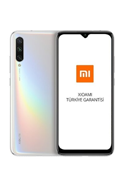 Xiaomi Mi A3 64GB Beyaz Cep Telefonu - Xiaomi Türkiye Garantili