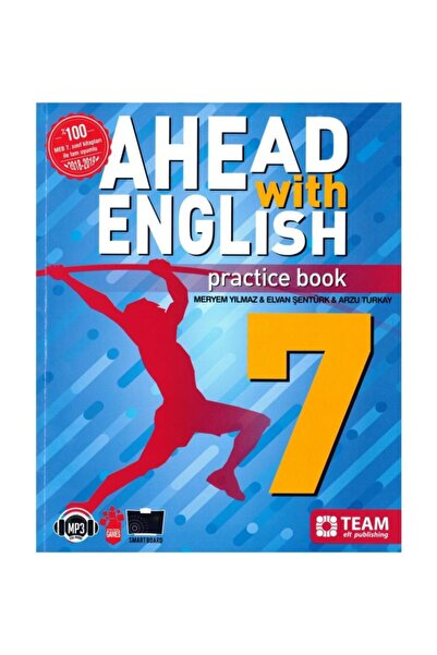Birey Akademi Team Ahead With English 7 Practice Book 2019