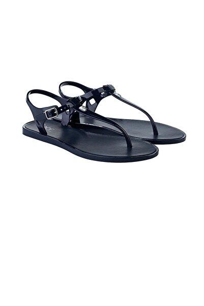 IGOR S10172 URSULA BASIC Siyah Kadın Sandalet 101112259