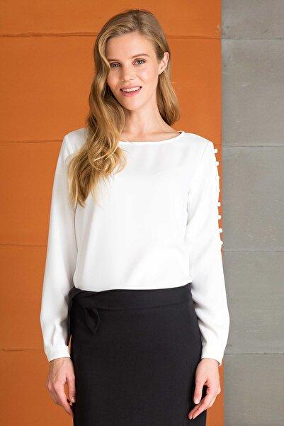 Pierre Cardin Kadın Gömlek G022SZ004.000.696274