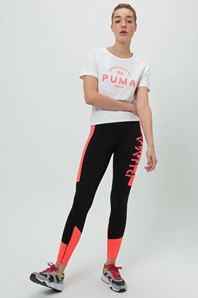 Puma Logo 7/8 Kadın Antrenman Tayt
