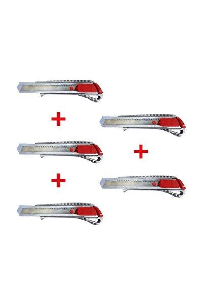 BRIO Brio Maket Bıçağı Metal 18 mm 5li