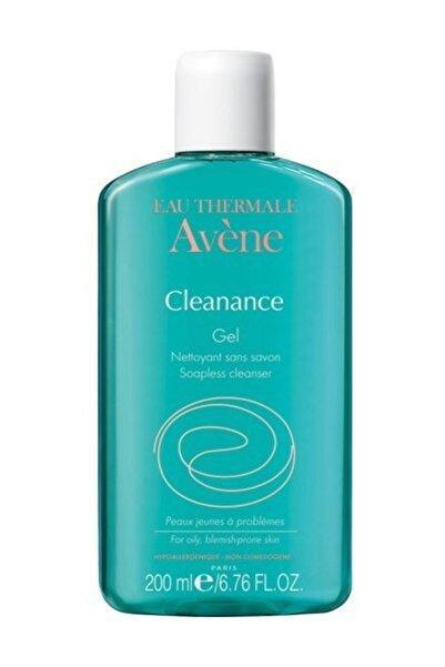 Avene Yağlı Ciltler için Temizleyici Jel - Cleanance Gel Nettoyant 200 ml 000000AVENE10