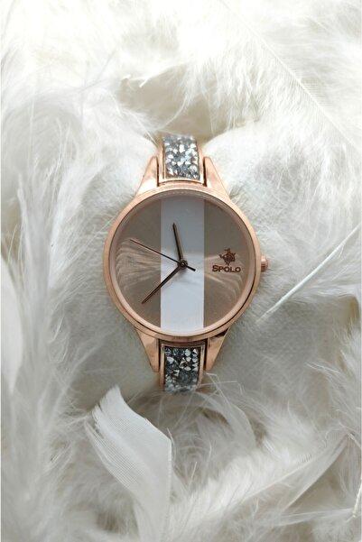 Gigi Watch Spolo Çelik Kordonlu Kadın Kol Saati