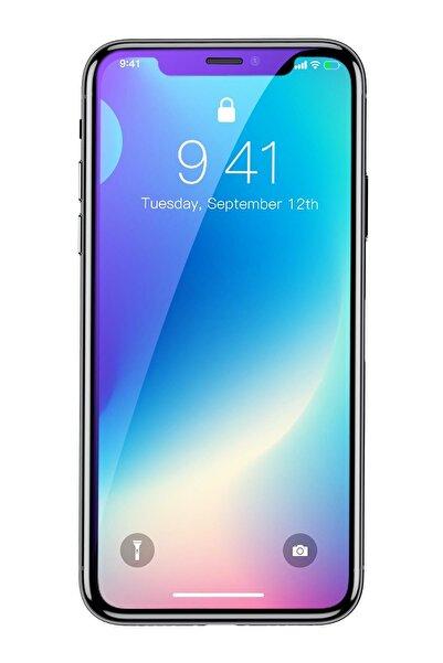 Benks iPhone 11 Ekran Koruyucu Anti Blue 03mm Cam