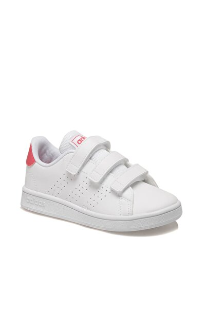 adidas Advantage Beyaz Kız Çocuk Sneaker