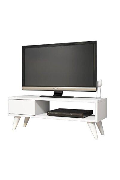 Haus Modüler Hayal Tv Sehpası Beyaz