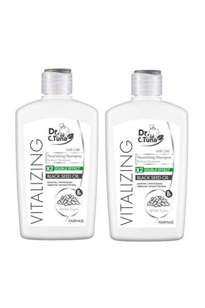 Farmasi 2 Adet Dr.c.tuna Vıtalızıng Çörek Otu Yağı Şampuanı 500 ml