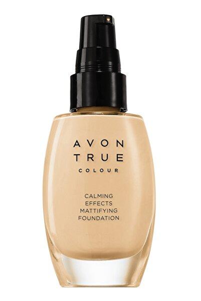 AVON Mat Fondöten - Calming Effects Foundation Nude 30 ml 8681298930051