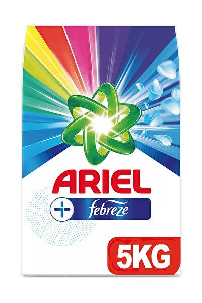 Ariel Plus Febreze Etkili Renkli 5 Kg 33 Yıkama