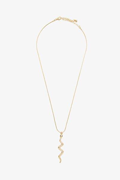Koton Kadın Sarı Necklaces 0KAK70634AA