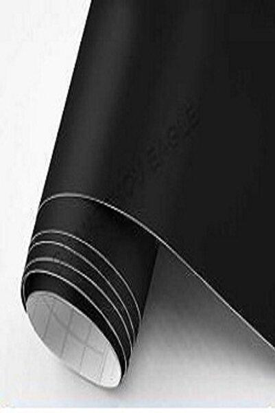 Ecce Mat Siyah Yapışkanlı Folyo  122 cm  X 2 mt