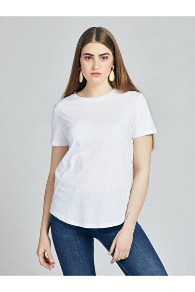 Loft 2027133 Kadın T-shırt Short Sleeve