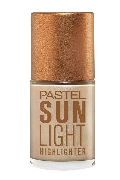 Pastel Sunlight Highlighter