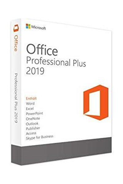 MICROSOFT Microsoft Office Professinal Plus 2019 Dijital Lisans