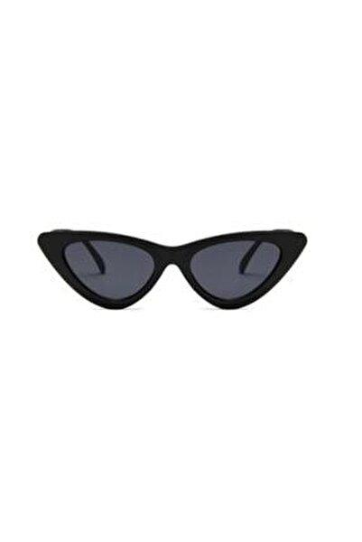 Kadın Siyah Kedi Güneş Gözlüğü