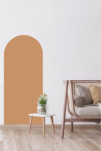 PİKSELİFE Bohem Oval Duvar Sticker