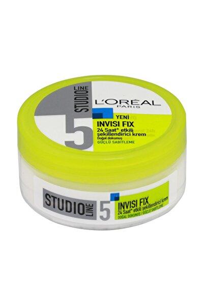 L'Oreal Paris Güçlü Şekillendirici Saç Jölesi - Paris Studio Line Invisi Fix 150 ml 3600521264652