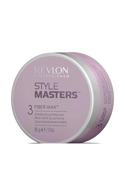 Revlon Style Masters Güçlü Tutuşlu Fiber Wax 85 g 8432225096735