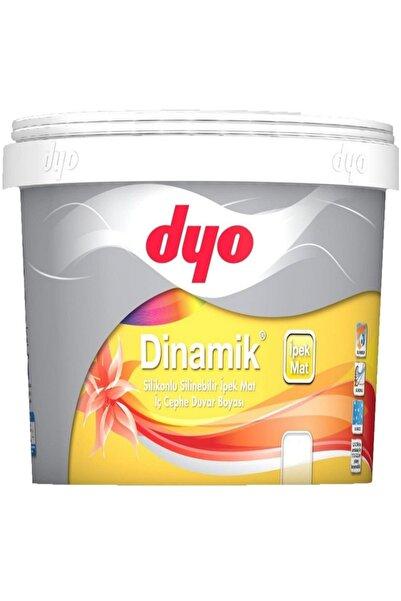 Dyo Dinamik iç Cephe Duvar Boyası 2.5 kg 7565 Buz Gümüşü