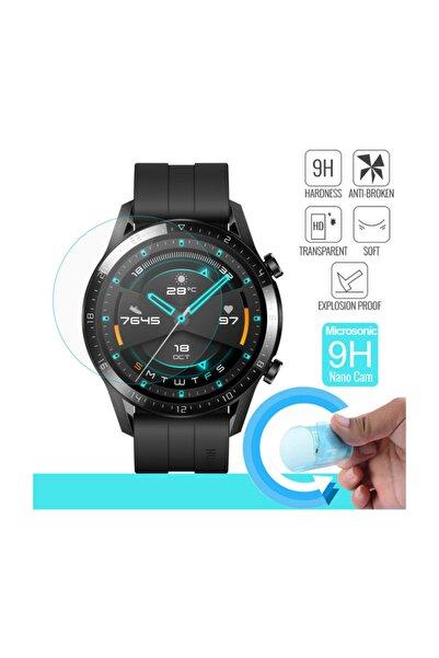 Microsonic Huawei Watch Gt2 46mm Nano Cam Ekran Koruyucu