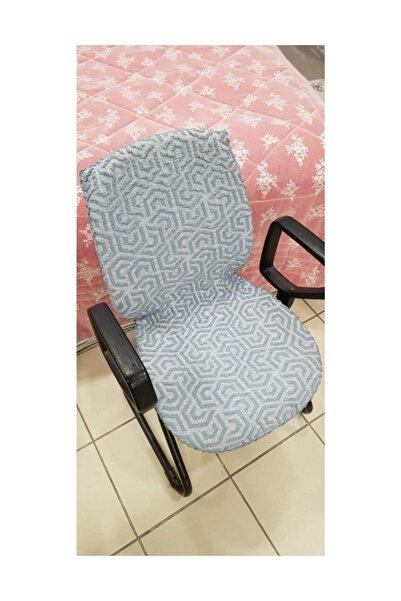Elegante Sandalye Kılıfı Pratik 6 Lı 1100 C-05
